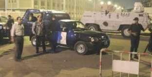 ضبط مسجل خطر سرقات أثناء سرقته سيارة بالغردقة