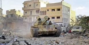 """""""العربية لحقوق الإنسان"""" تطالب بوقف فوري لإطلاق النار في طرابلس"""