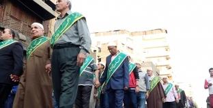 احتفالات الطرق الصوفية بالحسين