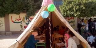 """""""إبداع الغد"""" تفتتح أنشطة عطلة نصف العام بـ""""تعليم"""" السويس"""