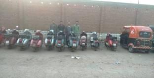 ضبط 5 أطفال كونوا تشكيل عصابي لسرقة الدراجات بالغردقة