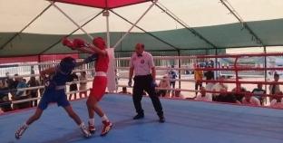 افتتاح بطولة الجمهورية للملاكمة للناشئين مواليد 2004 في شرم الشيخ