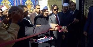 افتتاح مسجد القارئ الشيخ عبدالباسط عبدالصمد في الأقصر بعد تطويره