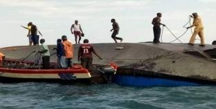"""""""فيكتوريا"""" تعود لابتلاع السفن.. مئات المفقودين في غرق عبارة تنزانيا"""