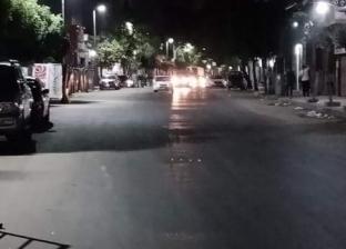 """محافظة القاهرة تضيء شوارع المنطقة الغربية بـ""""لمبات ليد"""""""
