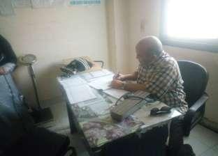 إحالة كاتب وعامل بالوحدة الصحية في السنطة للتحقيق