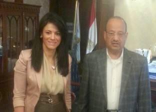 """""""المشاط"""" تبحث جذب السياحة الكويتية لمصر"""
