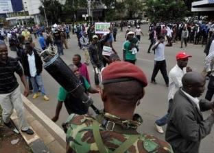 شرطي يقتل ستة من زملائه في كينيا