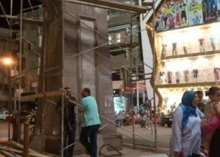 إطلاق مبادرة لتجميل وتجديد تمثال سعد زغلول ببنها
