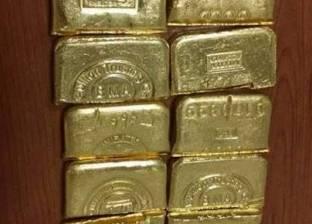 ضبط عاطل بحيازته 670 جراما من خام الذهب بمرسى علم