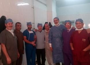 """""""صحة الشرقية"""" تجري 39 عملية جراحية بمستشفى """"السعديين"""""""