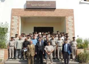 ختام الدورة التثقيفية الـ47 لمتدربي رجال الشرطة في المنيا