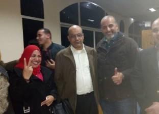محمد شبانة يفوز برئاسة نادي الصحفيين
