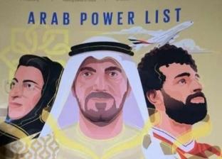 محمد صلاح يسبق تركي آل الشيخ بـ47 مركزا في قائمة أبرز 100 شخصية عربية