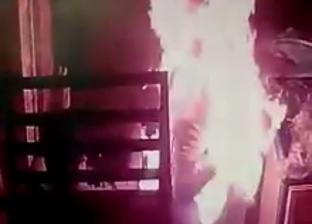 القبض على المتهم بإشعال النيران في عاطل بسبب تروسيكل بدار السلام