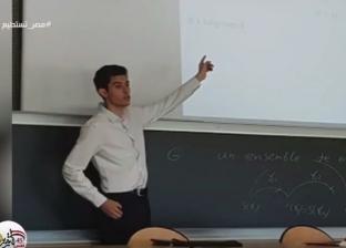 بالفيديو| الحاصل على الدكتوراه بعمر 22 عاما: 7 أساتذة ناقشوا رسالتي