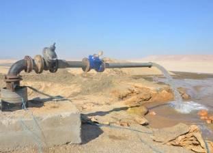 """""""الري"""": معظم آبار المياه الجوفية تتمتع بنوعية جيدة صالحة للشرب"""