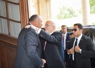 """سامح شكري لـ""""الجعفري"""": دعم مصر الكامل لاستقرار العراق وسلامته"""