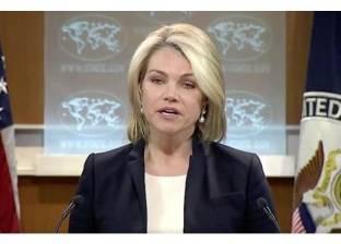 """واشنطن: نأمل بأن تؤدّي قمة الكوريتين إلى """"خطوة مهمة"""" نحو نزع """"النووي"""""""