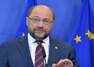 مارتن شولتز يهاجم التوافق على وضع حد أقصى للاجئيين إلى ألمانيا