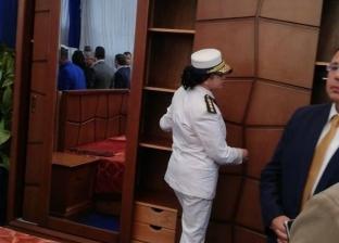 منتجات السجون المصرية على هامش فعاليات المنتدى الثاني
