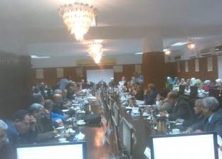"""""""المحرصاوي"""" يطالب عمداء جامعة الأزهر بإثراء الحوار مع الطلاب"""