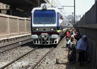 مصدر بالمترو: قطع الغيار تكفى الصيانة 3 شهور.. والقطارات مهددة بالتوقف