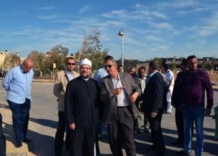 وكيل وزارة الأوقاف بدمياط يحيل 3 موظفين تغيبوا عن خطبة الجمعة للتحقيق