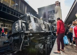 رئيس جامعة أسيوط ينعى ضحايا حادث حريق محطة مصر