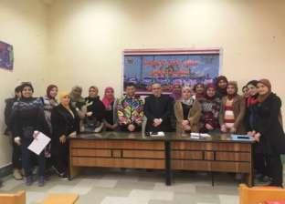 """استمرار فعاليات مبادرة """"حلمك بين ايديك"""" في مجمع إعلام بورسعيد"""