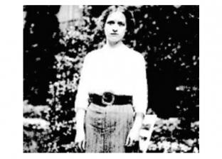 """من ذكريات 1919.. """"فريدا كابس"""" أول أمينة لمتحف بيت الأمة"""