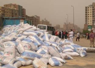 انقلاب سيارة نقل محملة بـ53 طن فوسفات دون إصابات بالصحراوي الغربي