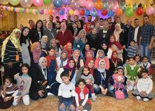 فريق الخير يحتفل بالأمهات: أحلى عيد
