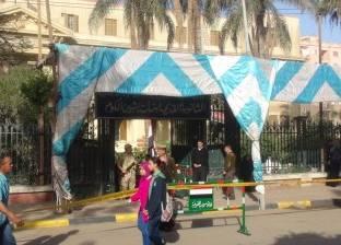 سيارات تجوب شوارع بورسعيد لإذاعة أغان وطنية لحث المواطنين على التصويت