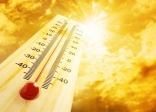"""تصل ذروتها الاثنين.. """"الأرصاد"""": ارتفاع ملحوظ في درجات الحرارة غدا"""