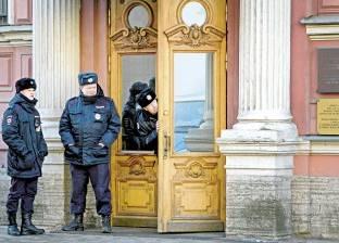 """""""عايز كونياك"""".. الشرطة الروسية تلبي طلب مسلح بالحصول على زجاجة خمر"""