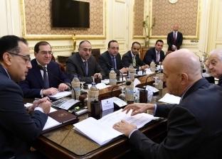بالصور  مدبولي لرئيس «إيني»: نتطلع لتعزيز التعاون مع إيطاليا