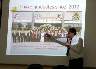 """عميد """"طب المنصورة"""": مصر تقدم استثمارا في البشر بالمليارات"""