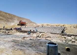 235 مليون جنيه لاستكمال حماية جنوب سيناء من أخطار السيول