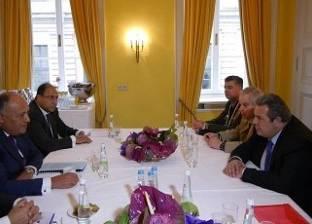 مصر واليونان تبحثان تهديدات تركيا فى «شرق المتوسط» ومسارات التحرك بعد سقوط «داعش»