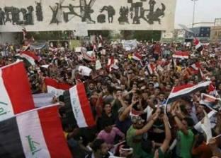 متظاهرو العراق يُصعدون مطالبهم لـ«حل الدستور والأحزاب»