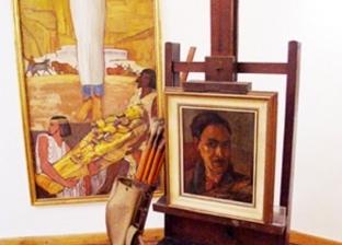 متحف «محمد ناجى»: هنا تسكن الأعمال الفنية لـ«رائد فن التصوير»