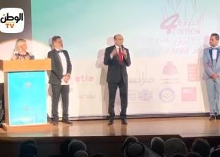 محمد صبحي من مهرجان شرم الشيخ: أستنشق الأكسجين في المسرح فقط