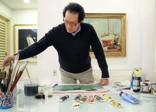 مطلع فبراير.. فاروق حسني يعرض أحدث إبداعاته في جاليري بيكاسو