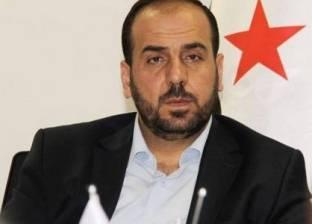عاجل| المعارضة السورية تختار نصر الحريري ممثلا لها في محادثات جينيف