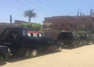 حملة أمنية لضبط العناصر الإجرامية بشمال سيناء