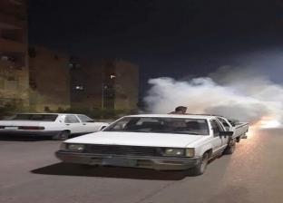 حملات لرش مبيدات بشوارع العاشر من رمضان للقضاء على الذباب