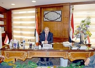 المنشاوي يؤدي اليمين الدستورية رئيسا للنيابة الإدارية