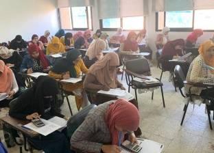 """التعليم: أداء امتحانات الصف الأول الثانوي للترم الأول بنظام """"الأوبن بوك"""""""