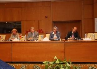 وزيرة البيئة: حديقة السلام بشرم الشيخ مثال للاستفادة بالاقتصاد الدوار